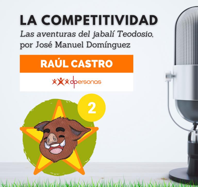 2 minutos con Teodosio: Competitividad